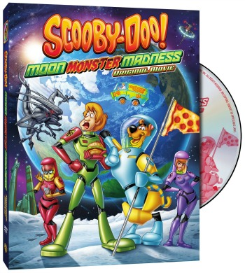 Scooby-Doo Moon Monster Madness 2