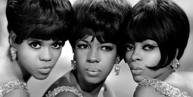 The Supremes in the '60s