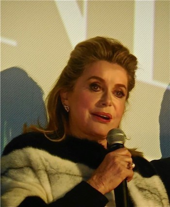 Catherine Deneuve | Paula Schwartz Photo