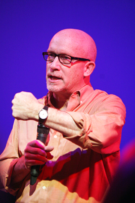 "Alex Gibney talks ""Going Clear"" at the True/False Film Festival 2015 
