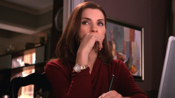 The Good Wife: Mind's Eye