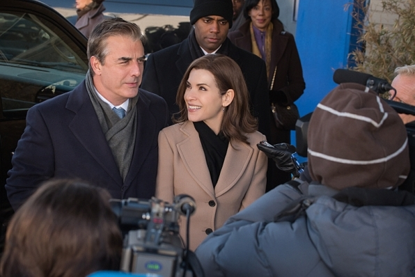 The Good Wife - Peter and Alicia