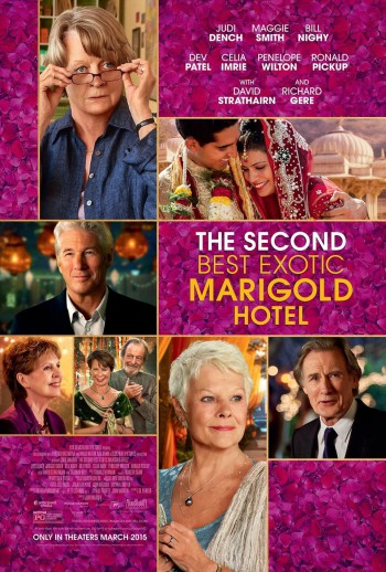 Second Best Exotic Marigold Hotel