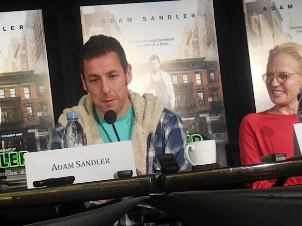 The Cobbler Adam Sandler 4