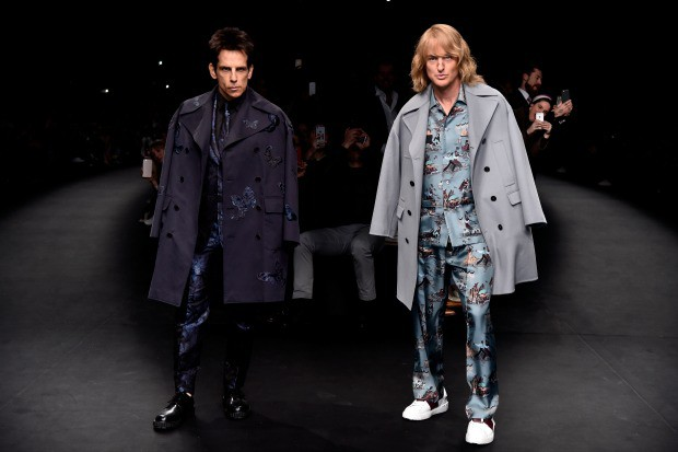 Zoolander 2 Paris Fashion Week