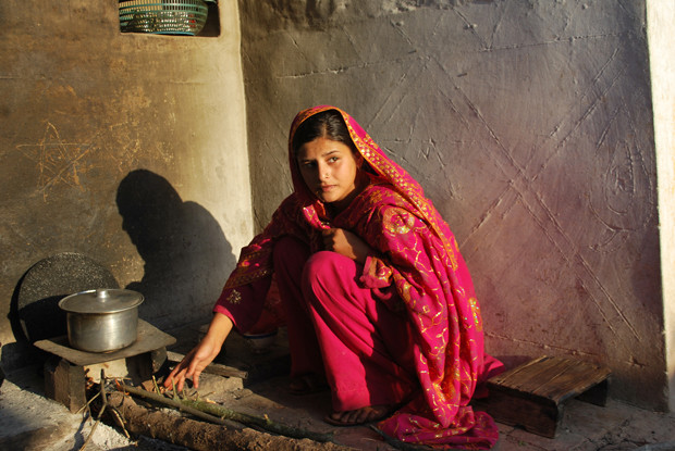 "The young girl in ""Among the Believers"" who was risked her life to escape the madrassah in Pakistan"
