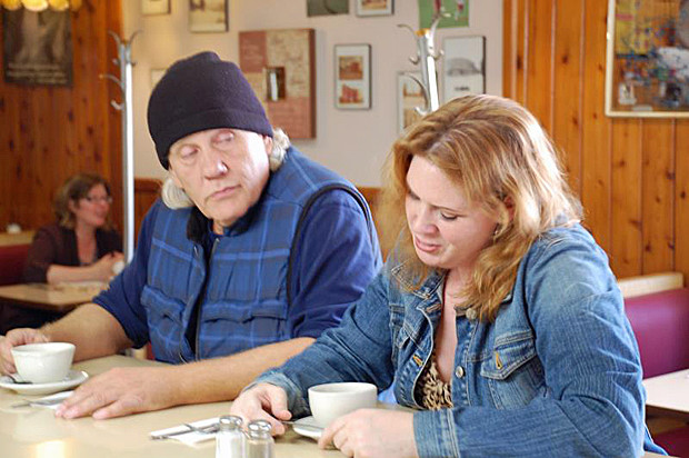 """William Forsythe and Bianca Hunter in """"Laugh Killer Laugh"""""""