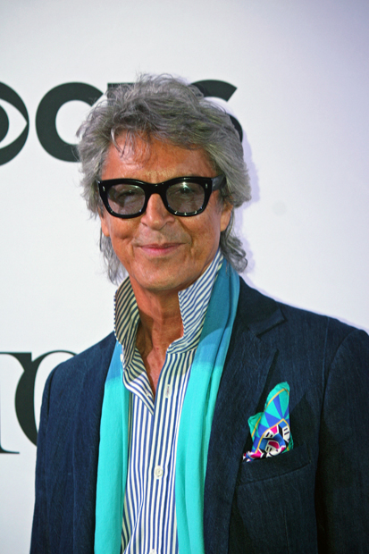Tommy Tune is receiving a Special Tony Award for Lifetime Achievement in the Theatre | Melanie Votaw Photo