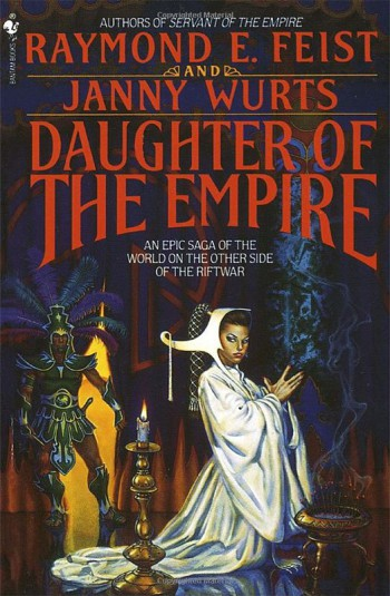 daughter of the empire raymond e feist janny wurts