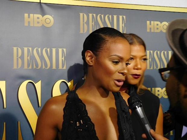 "Tika Sumpter at the ""Bessie"" premiere 