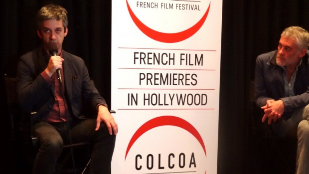 COLCOA Press Session with Dante Desarthe and Erick Jonka | Barbara Singer Photo