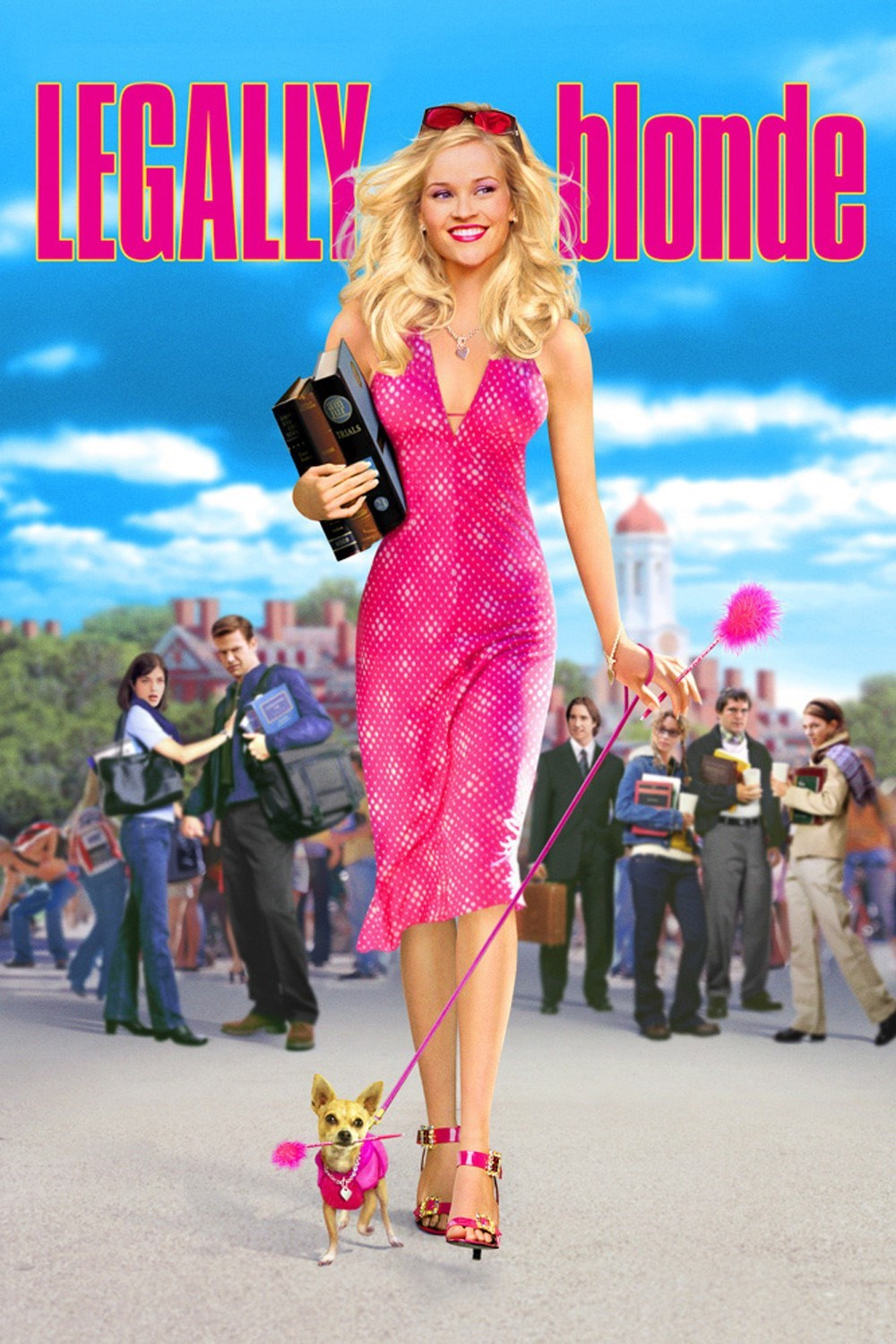 Watch Legally Blonde (2001) Full Movie Free Online on Tubi ...