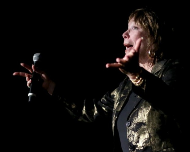 Shirley MacLaine at the 2015 TCM Classic Film Festival   TCM Photo