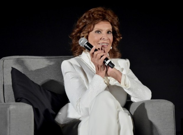 Sophia Loren at the 2015 TCM Classic Film Festival | TCM Photo