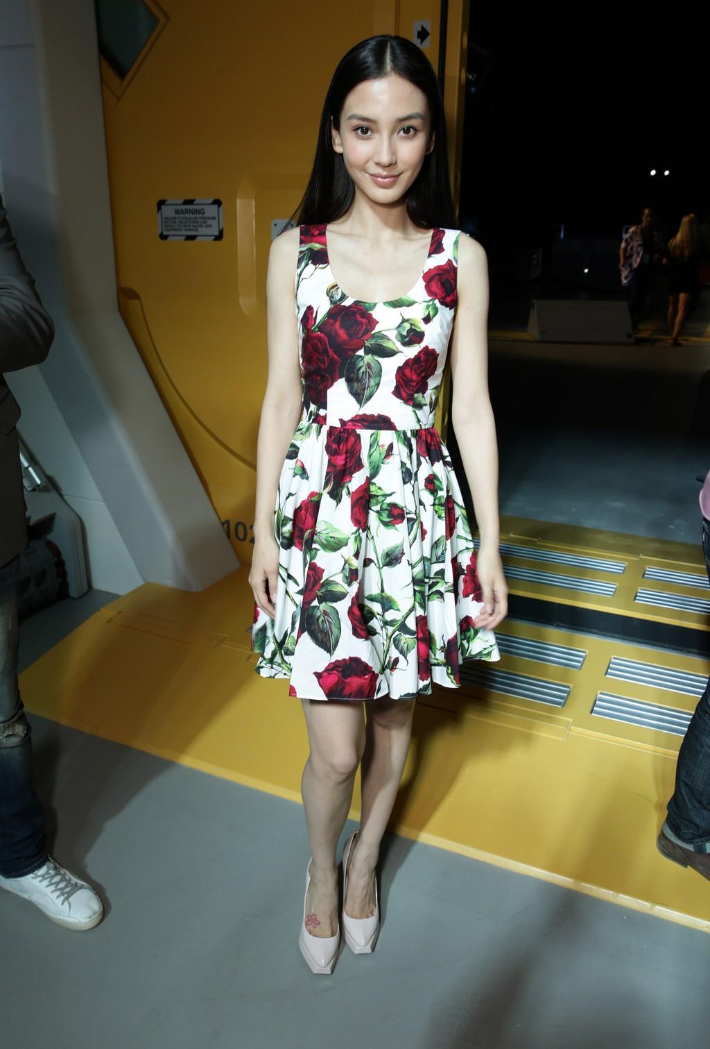 grace huang actress age