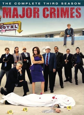 Major Crimes S3