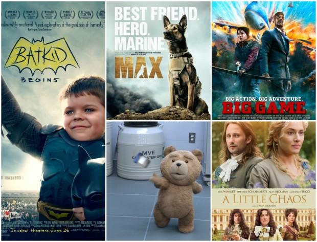 New Movies June 26 2015