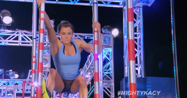 American Ninja Warrior - Kacy Catanzaro