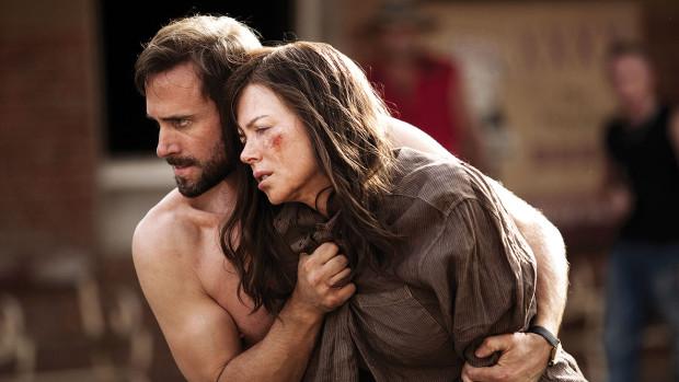 "Joseph Fiennes and Nicole Kidman in ""Strangerland"""