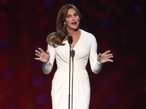 Caitlyn Jenner at the 2015 ESPY Awards