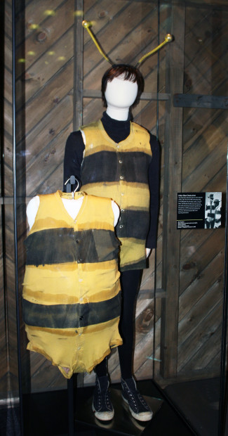 Amazingly, they found bee costumes from the original cast | Melanie Votaw Photo