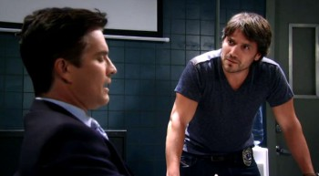 Franco puts Ric in the hot seat | ABC