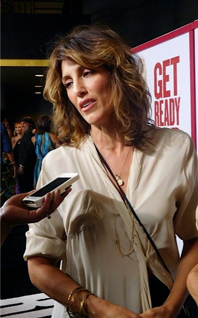 """Jennifer Esposito attends the """"Ricki and the Flash"""" premiere in NYC 