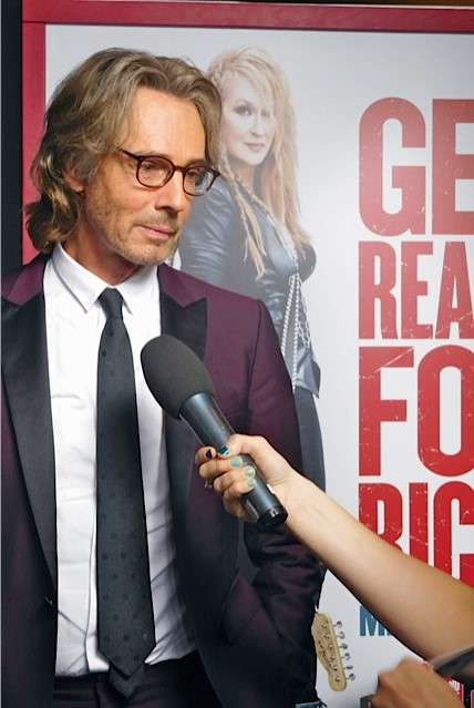"""Rick Springfield attends the """"Ricki and the Flash"""" premiere in NYC 