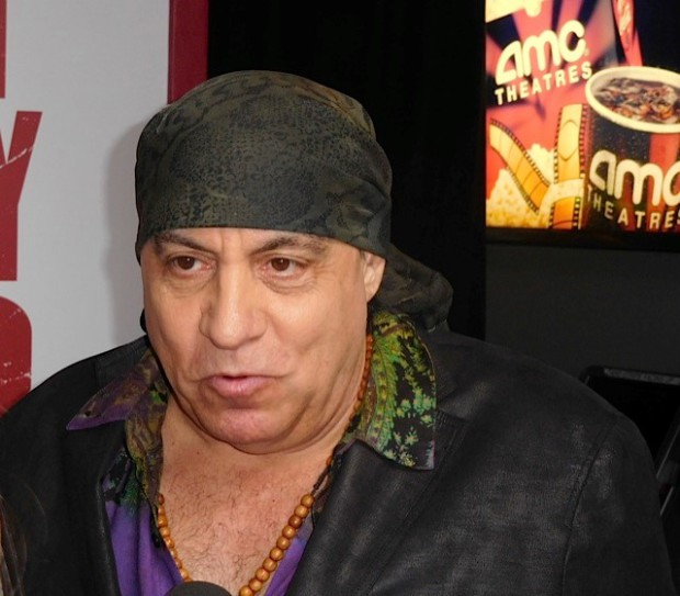 "Steven Van Zandt attends the ""Ricki and the Flash"" premiere in NYC 