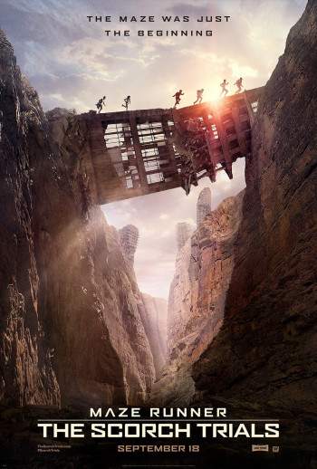 Maze Runner Scorch Trials 2