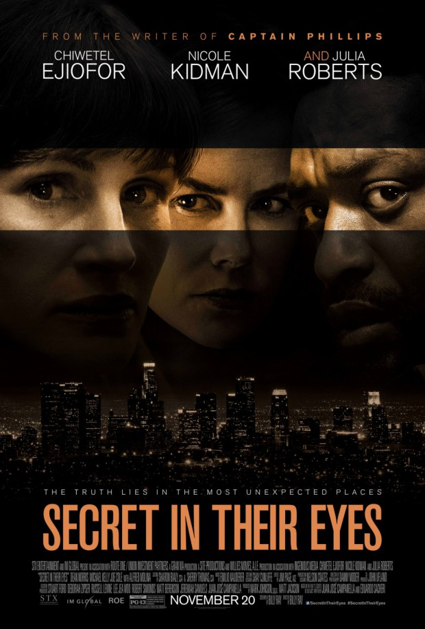 Secret In Their Eyes Poster 2