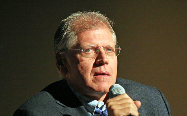 """Director Robert Zemeckis talks about """"The Walk"""" at the New York Film Festival   Melanie Votaw Photo"""