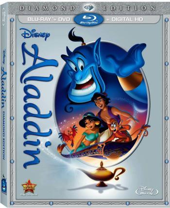 Aladdin Diamond Bluray