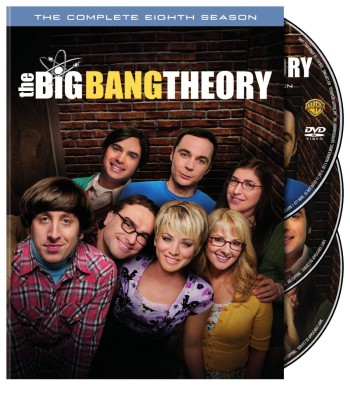 Big Bang Theory S8