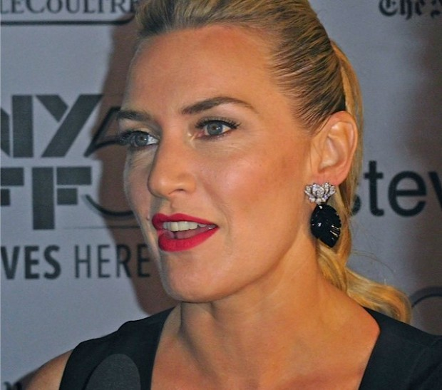 "Kate Winslet at the ""Steve Jobs"" premiere, New York Film Festival 