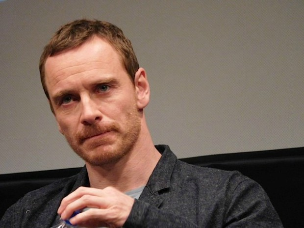"Michael Fassbender at the ""Steve Jobs"" premiere, New York Film Festival 