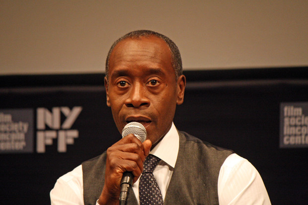 """Don Cheadle talks about """"Miles Ahead"""" at the 2015 New York Film Festival   Melanie Votaw Photo"""