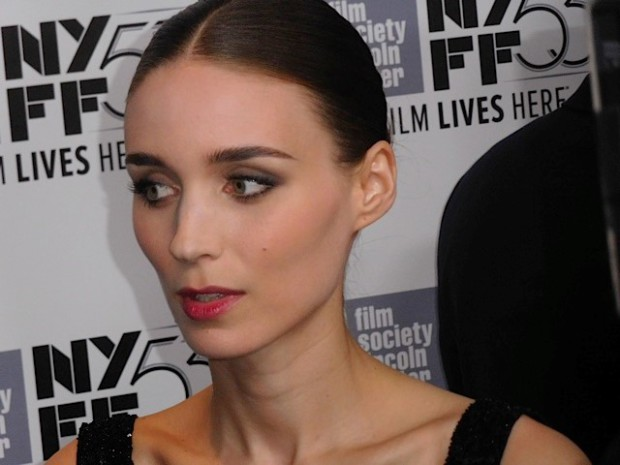 "Rooney Mara, who played Tiger Lily in ""Pan"" 