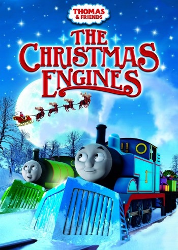 Thomas Christmas Engines