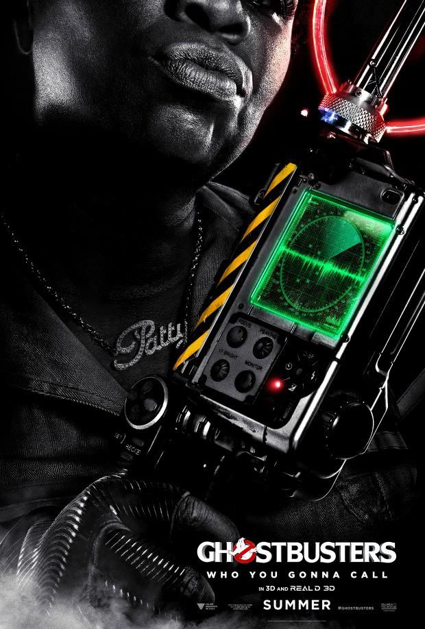 Ghostbusters Poster Leslie