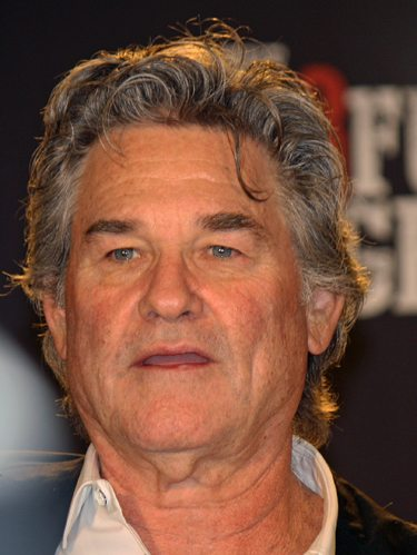 "Kurt Russell at the New York press conference for ""The Hateful Eight"" 