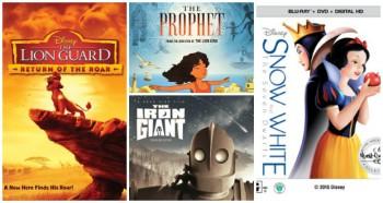 Feb 2016 DVDs