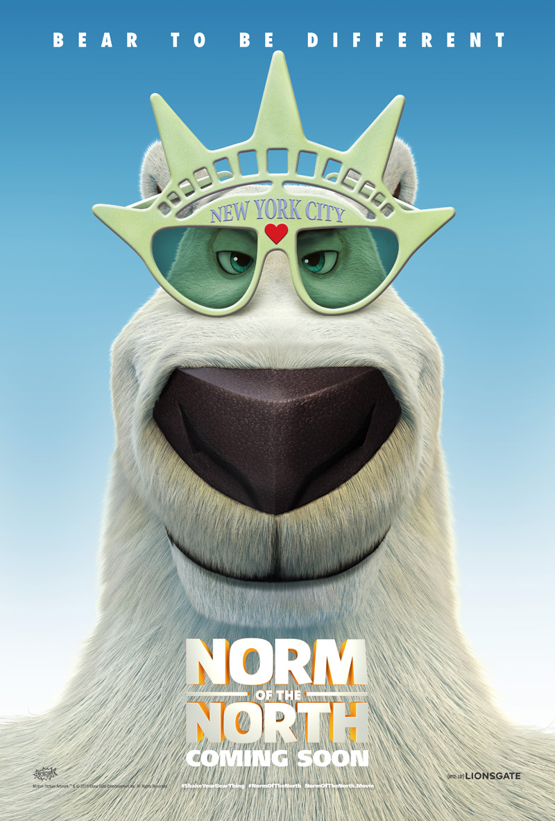 new movies this week norm of the north 13 hours ride. Black Bedroom Furniture Sets. Home Design Ideas