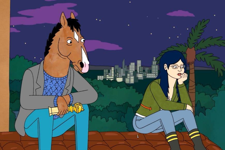 BoJack Horseman, Mental Illness, Hollywood