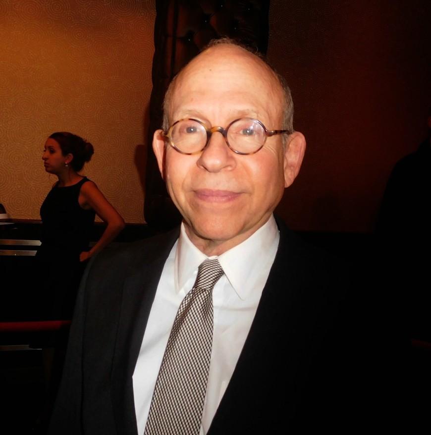 Bob Balaban, WGA 2016
