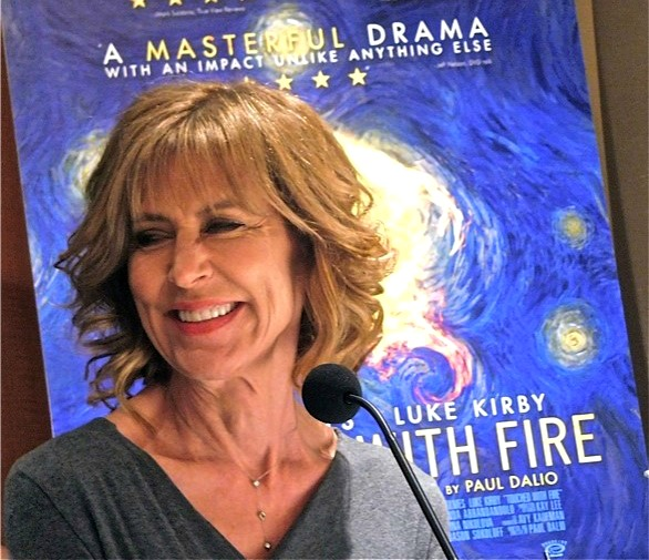 Christine Lahti, Touched With Fire