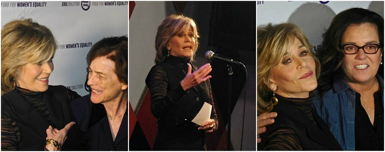 Jane Fonda Blasts Donald Trump