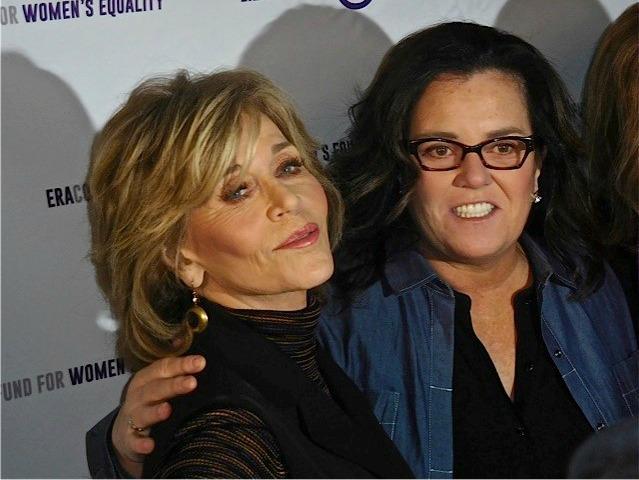 Jane Fonda, Rosie O'Donnell