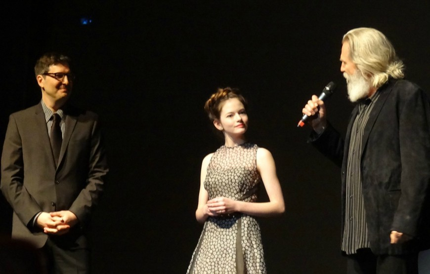 Jeff Bridges, Mackenzie Foy