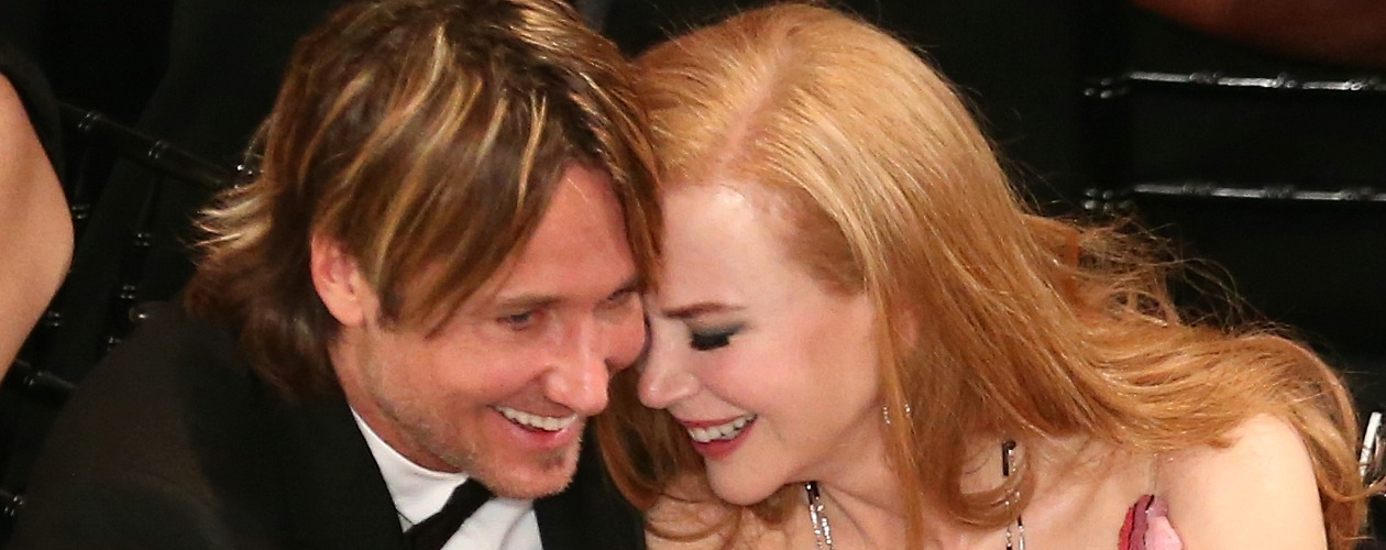 Keith Urban, Nicole Kidman, SAG Awards 2016